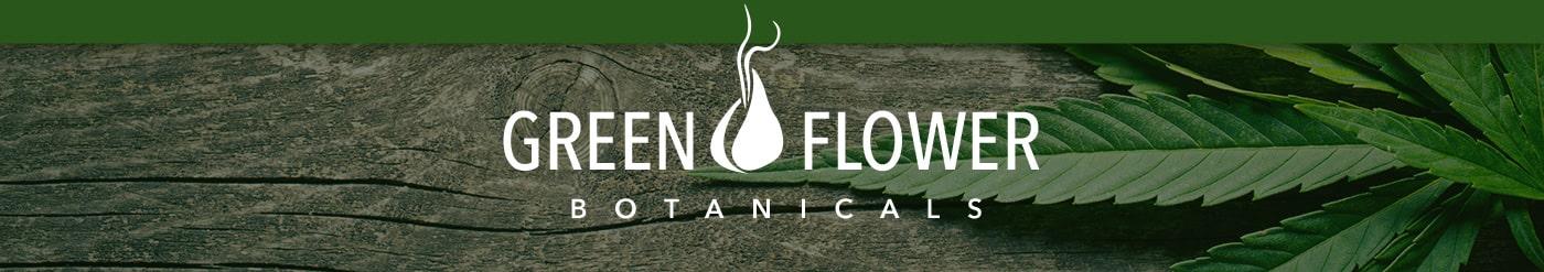Green Flower Botanicals logo