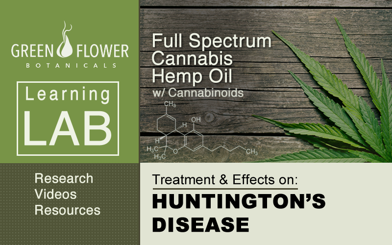 Full-Spectrum-Cannabis-Hemp-Oil-CBD-Huntington's-Disease