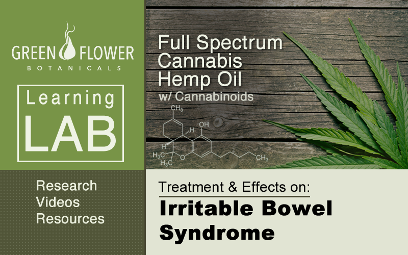 Full-Spectrum-Cannabis-Hemp-Oil-CBD-Irritable-Bowel-Syndrome