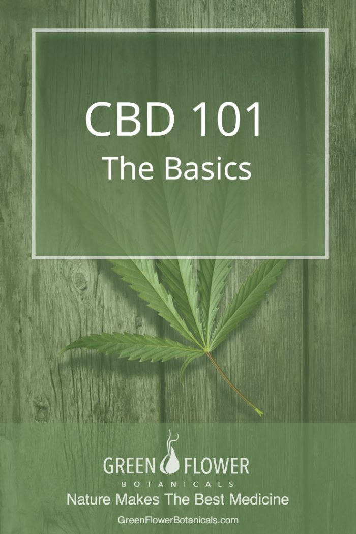CBD 101 - CBD Oil Benefits